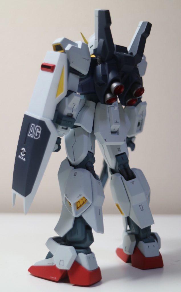 hguc193 ガンダムMk-Ⅱ エゥーゴ仕様 アピールショット2