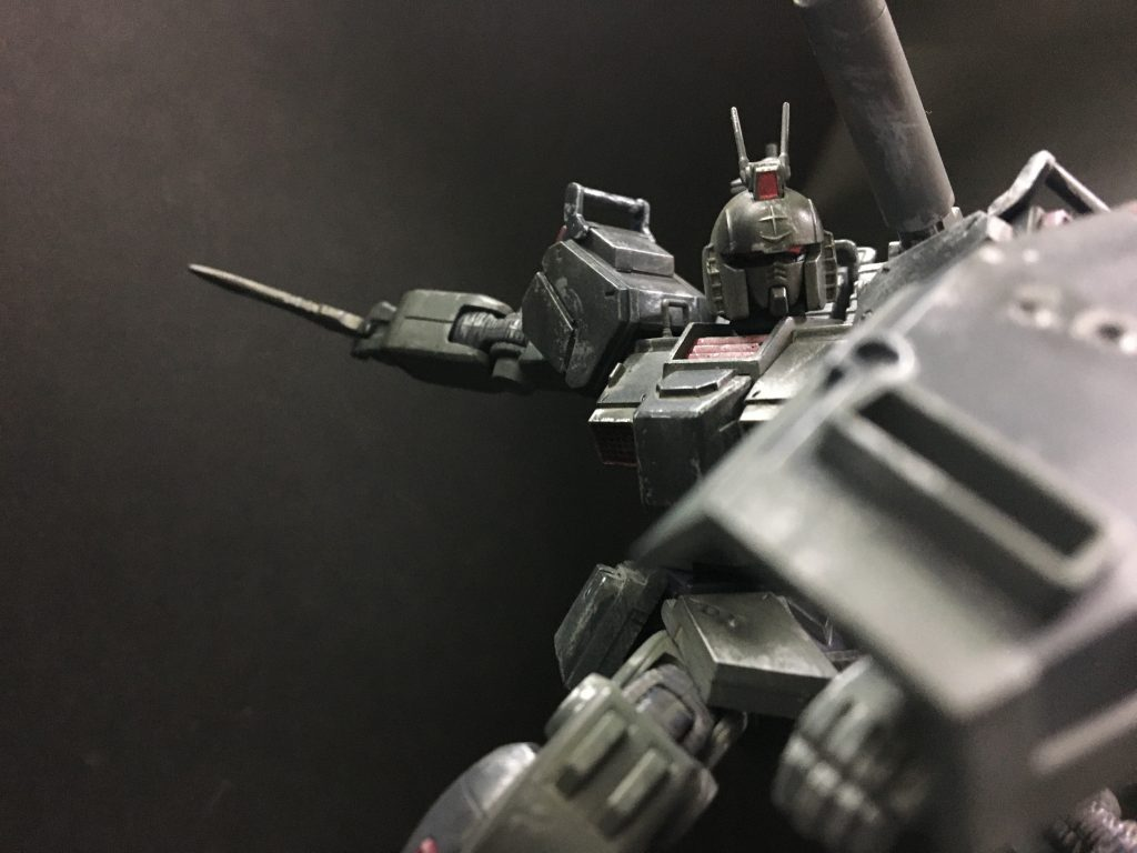 陸戦型ガンダムS型『ガンダム ハウンド』 アピールショット8