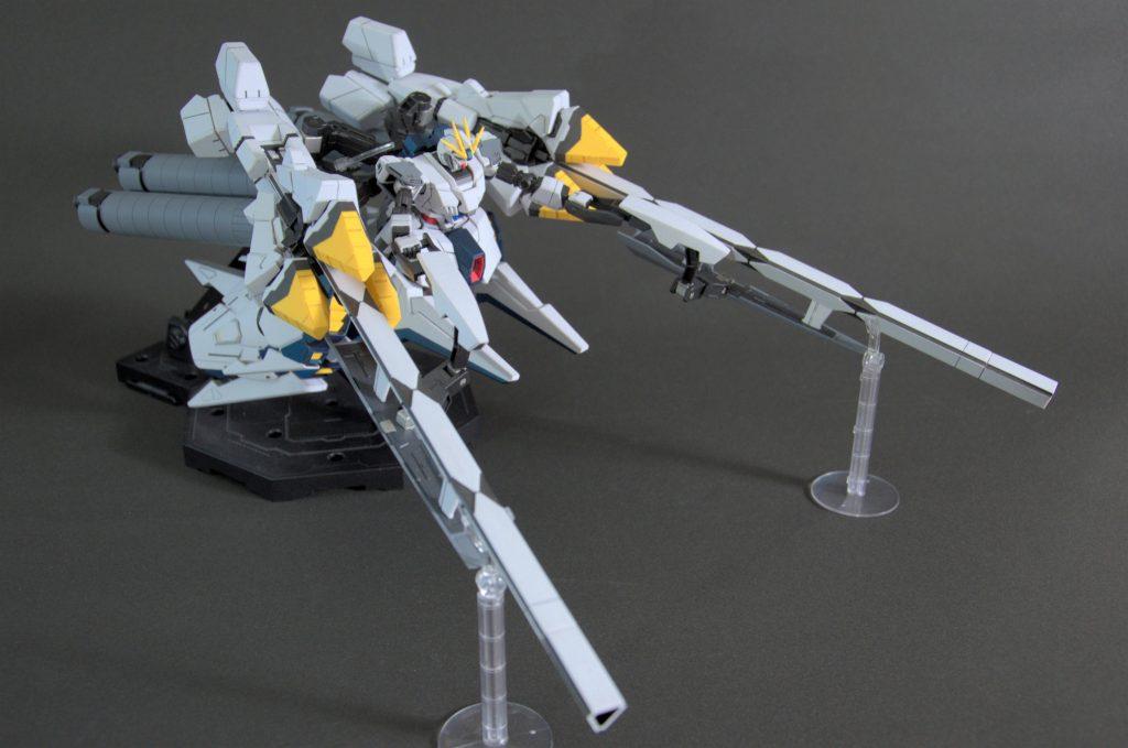 HG ナラティブガンダム A装備 アピールショット2
