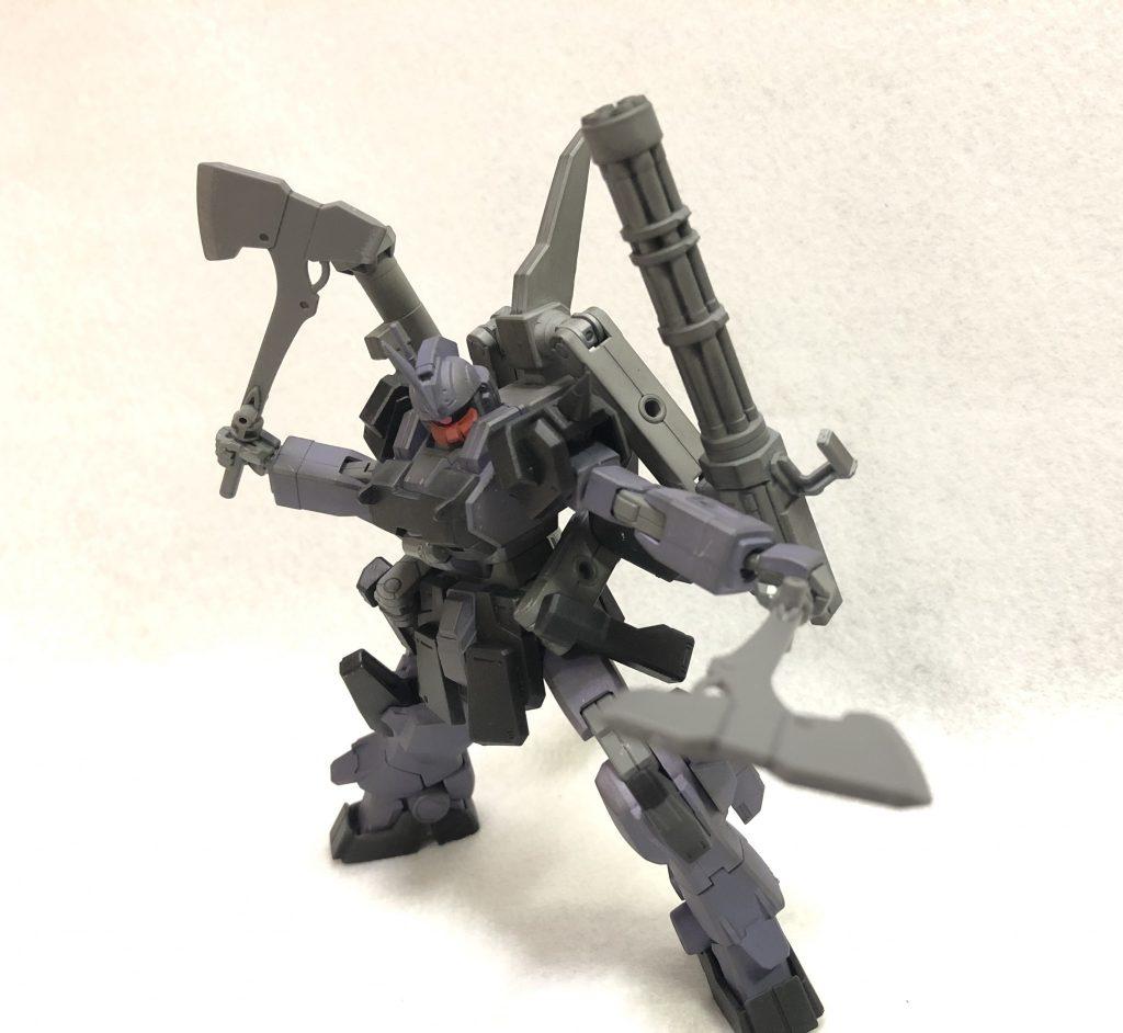 陸戦型ガンダム改「ビトレイヤー」 アピールショット3