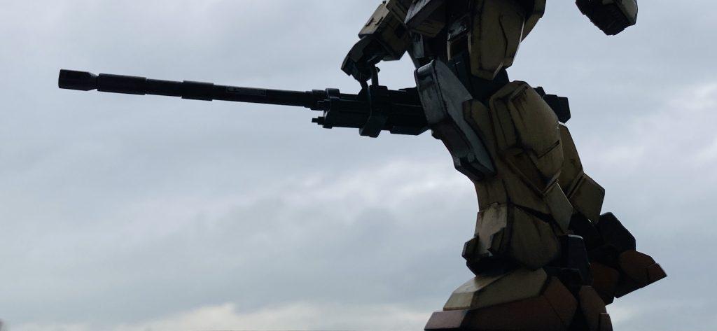 Ez-8との遭遇 アピールショット1