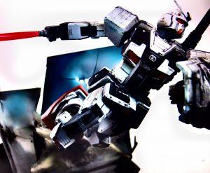 RX78-1-c1 ガンダム1号機改