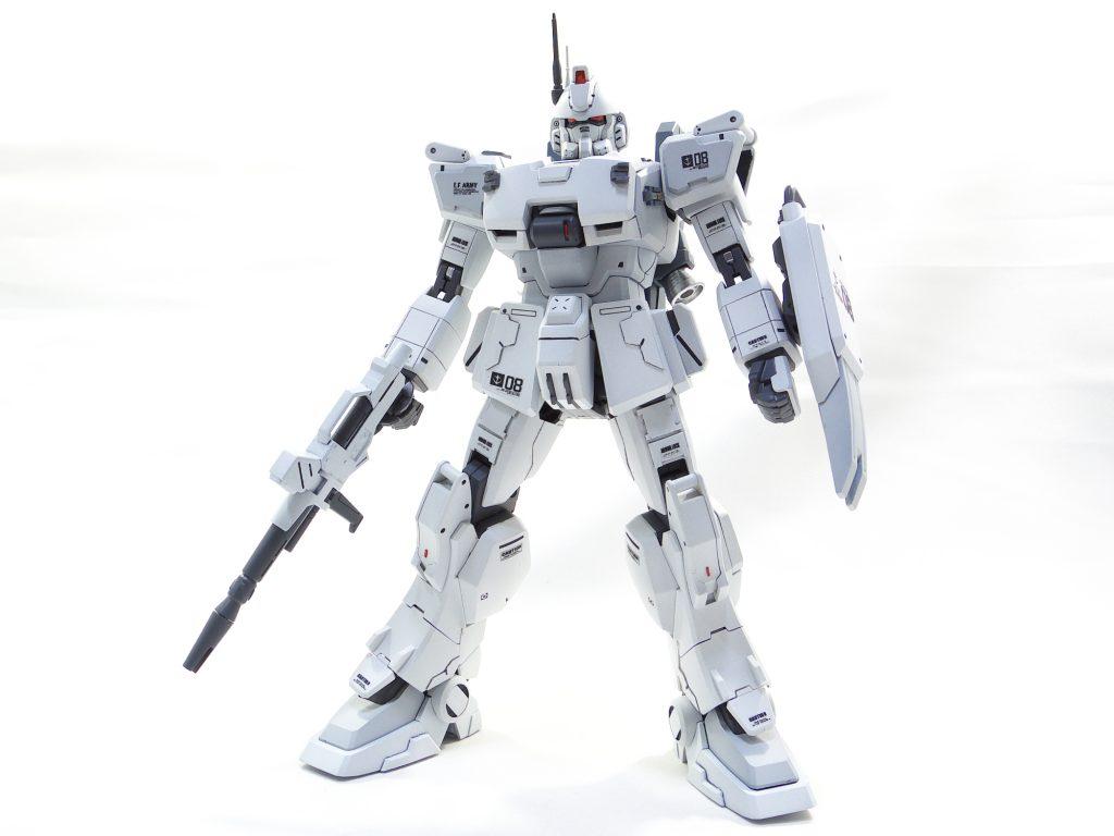 MG ガンダム Ez-8 アピールショット3