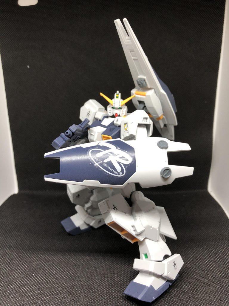 ガンダムTR-1 ヘイズル改 アピールショット3