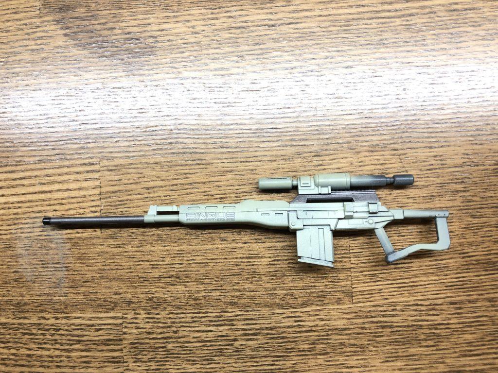 量産狙撃型フリーダム アピールショット5