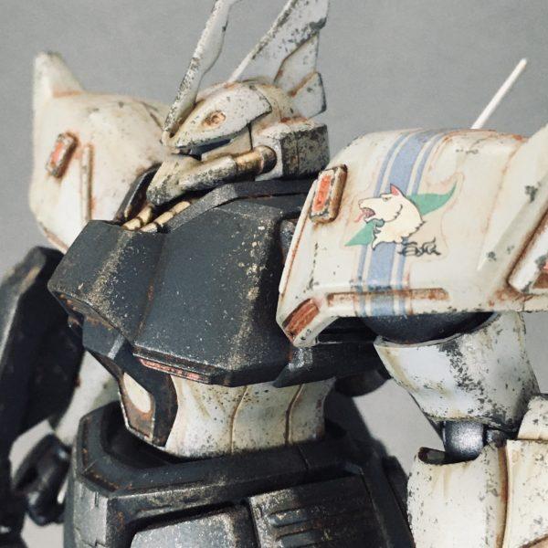HGMSV-R シン・マツナガ専用ゲルググJ