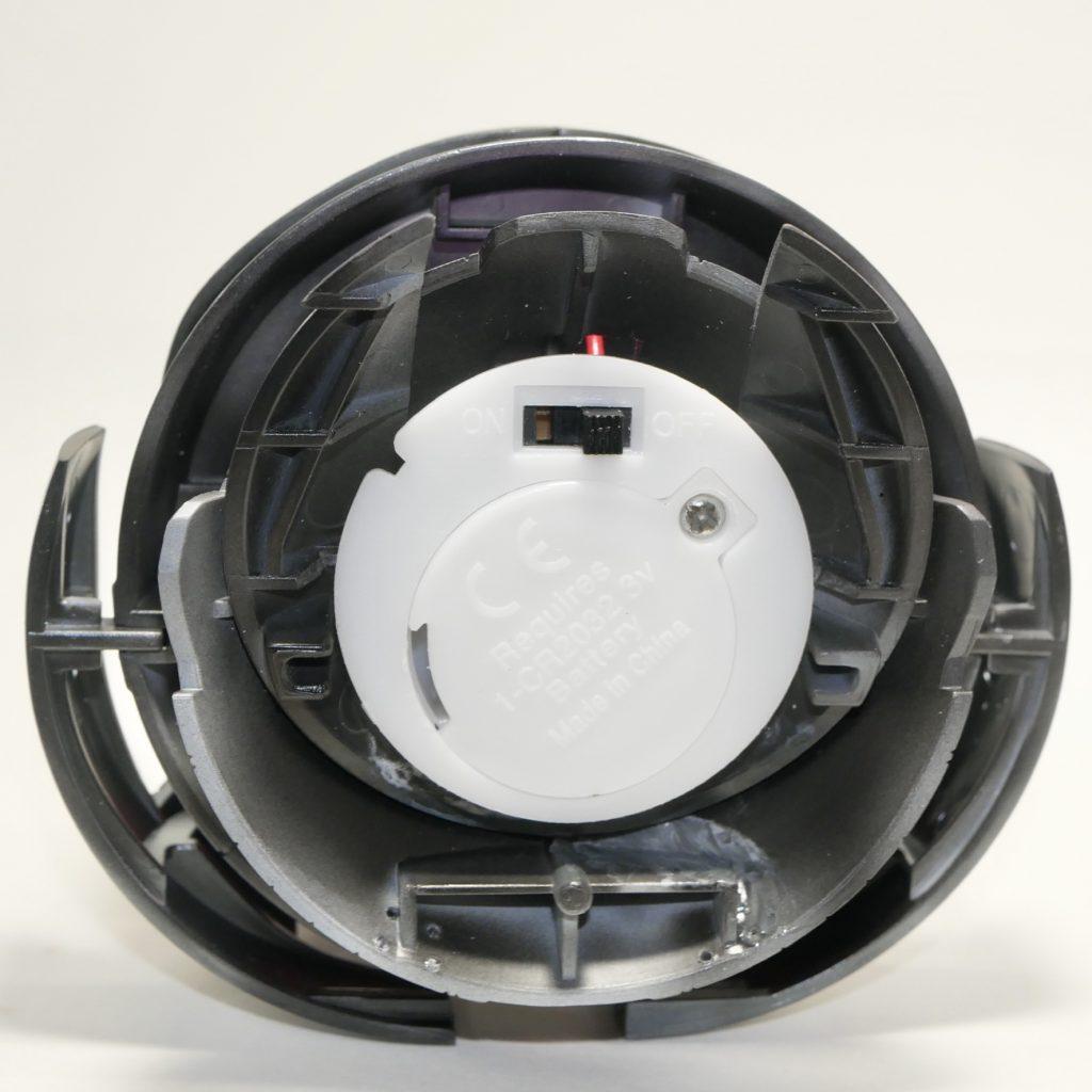 ドムヘッド 発光ギミック 鏡面塗装 制作工程2
