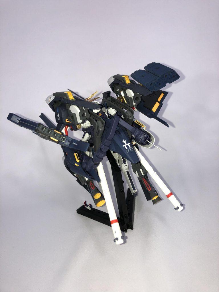 【初投稿】TR-6 [ウーンドウォート・ラー/現地改修仕様] アピールショット6