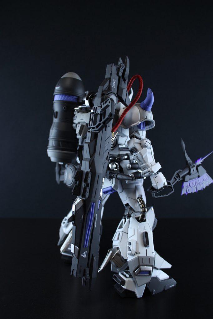 MG ガナーザクウォーリア アピールショット5