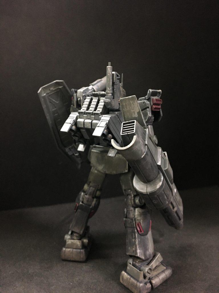 陸戦型ガンダムS型『ガンダム ハウンド』 アピールショット2