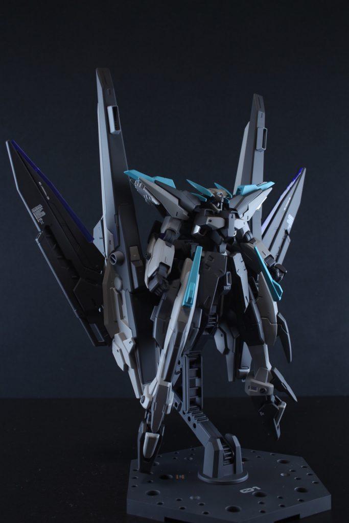 HG ガンダムザラキエル アピールショット6
