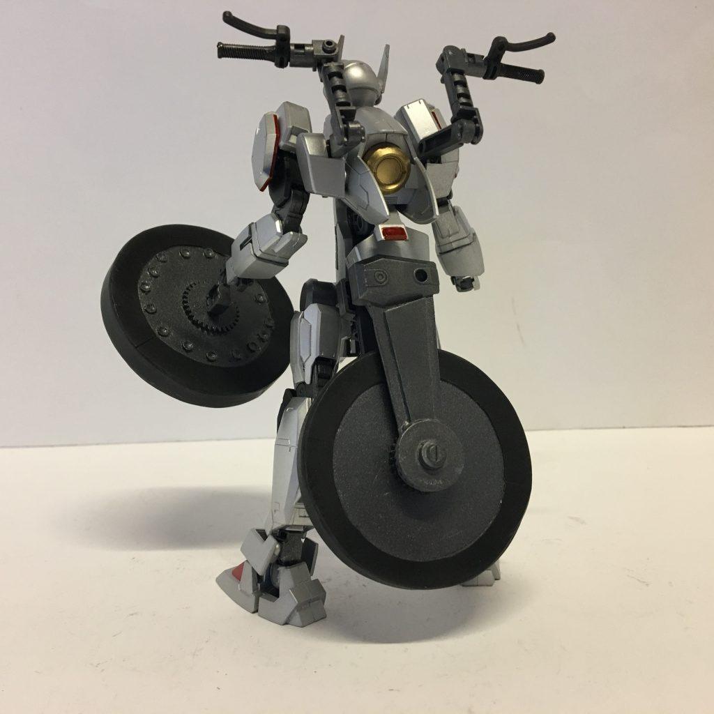 オートバジン、バトルモード❗️ アピールショット2
