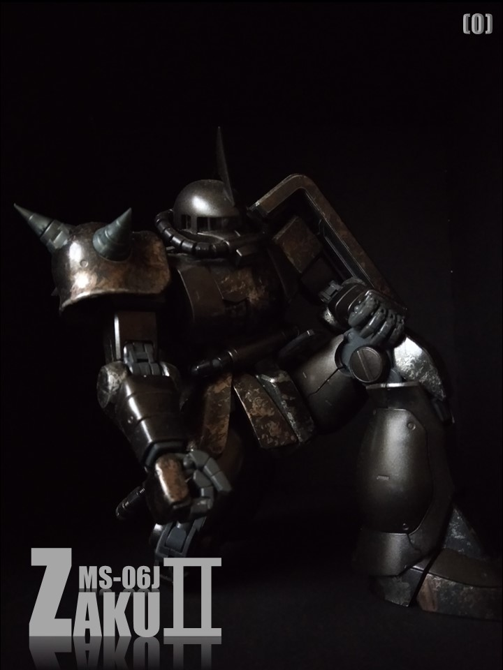 MS-06J ZAKUII No1