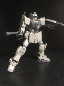 RGM-79[G]陸戦型ジム(都市防衛仕様)