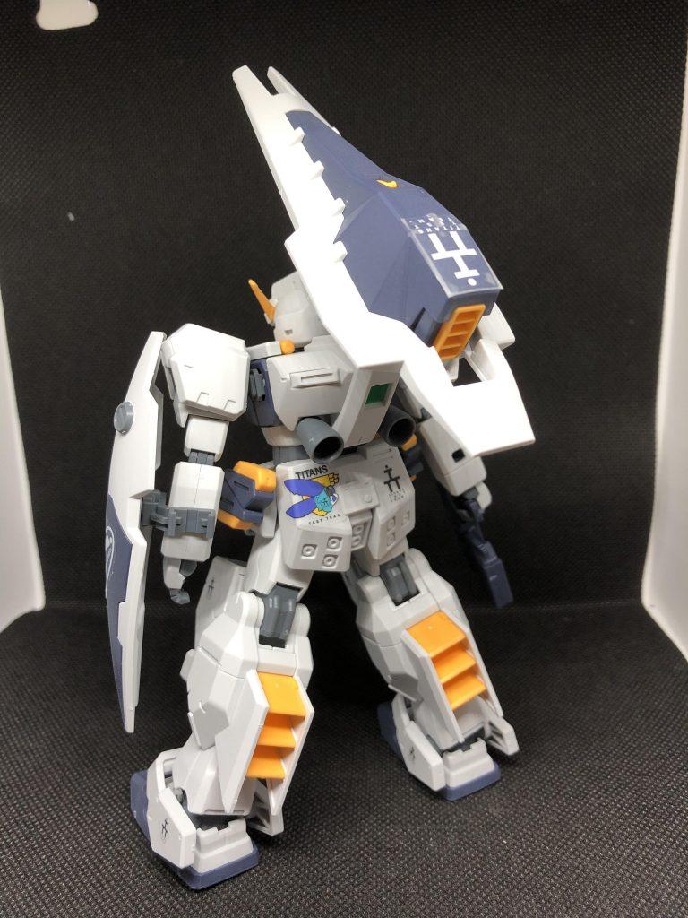 ガンダムTR-1 ヘイズル改 アピールショット2