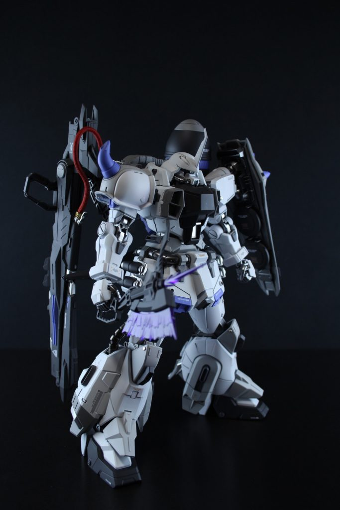 MG ガナーザクウォーリア アピールショット6