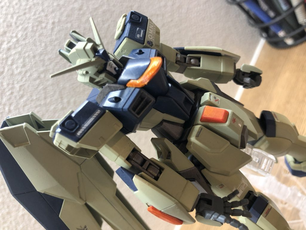 量産狙撃型フリーダム アピールショット4