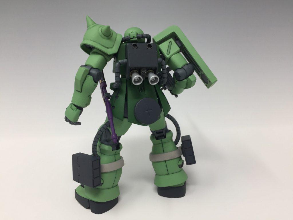 HGUC ザクII F2 ジオン軍仕様 アピールショット6