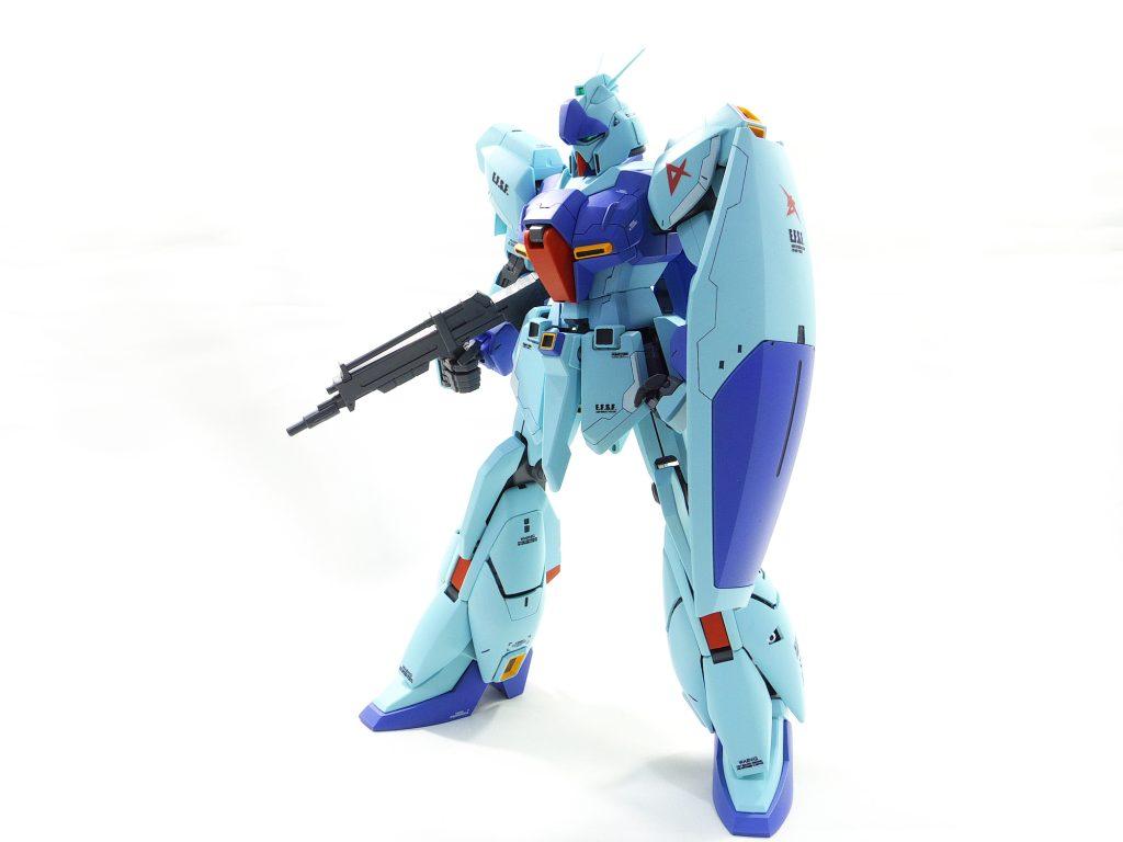 MG リガズィ アムロ機 アピールショット3