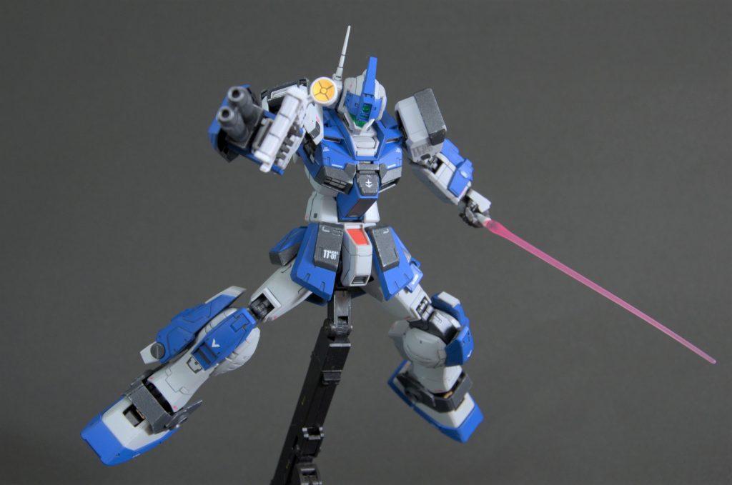 MG ジム・ドミナンス アピールショット4