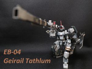 EB-04 Geirail Tathlum (ゲイレール タスラム)