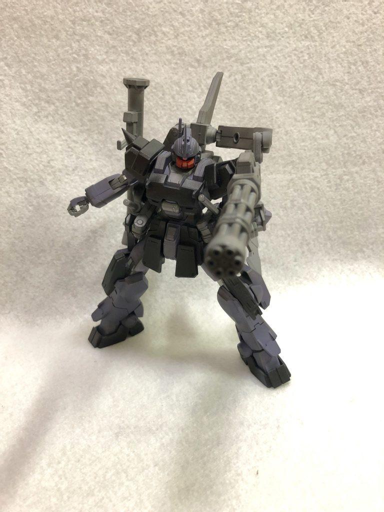 陸戦型ガンダム改「ビトレイヤー」 アピールショット4