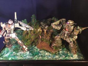 UC0080 1.2 1年戦争終戦翌日 連兵「もう、戦争は終わったのよ! 貴方達が闘う必要は無いわ!」