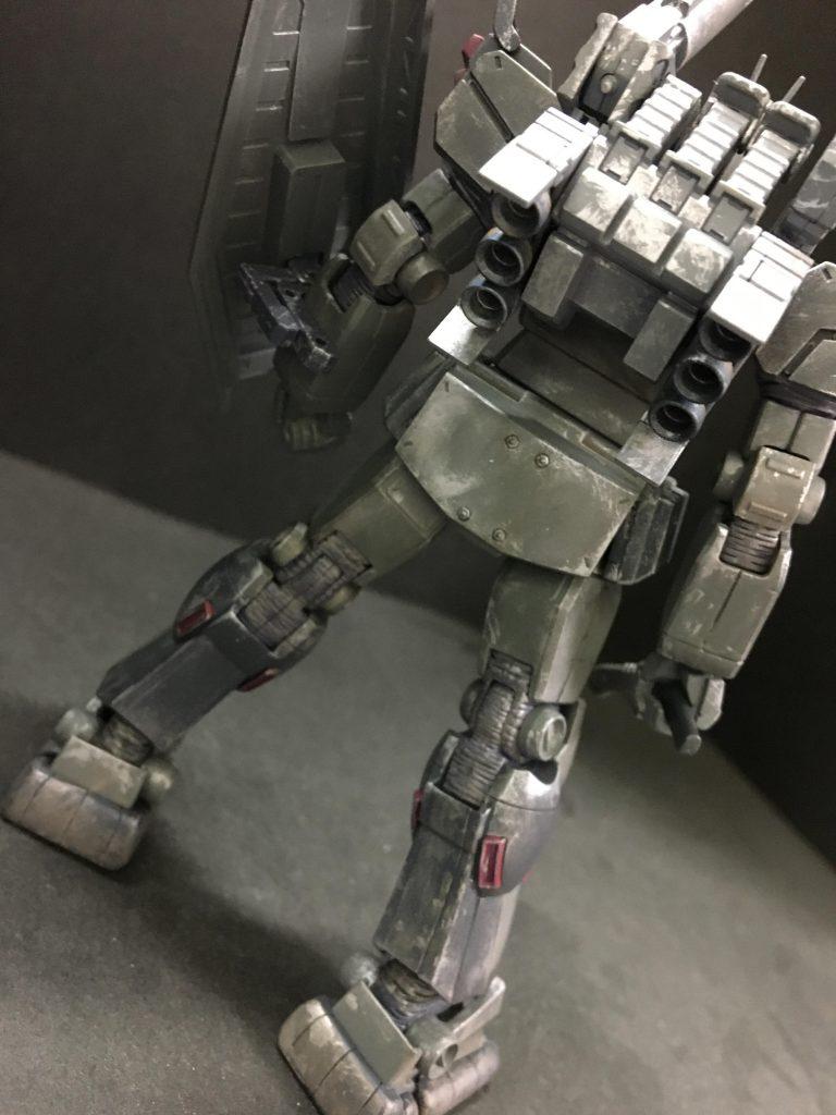 陸戦型ガンダムS型『ガンダム ハウンド』 アピールショット5