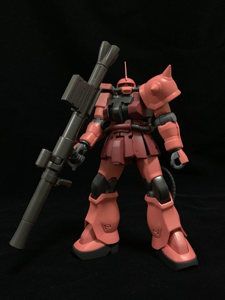 ザクⅡF2型(シャア専用機)