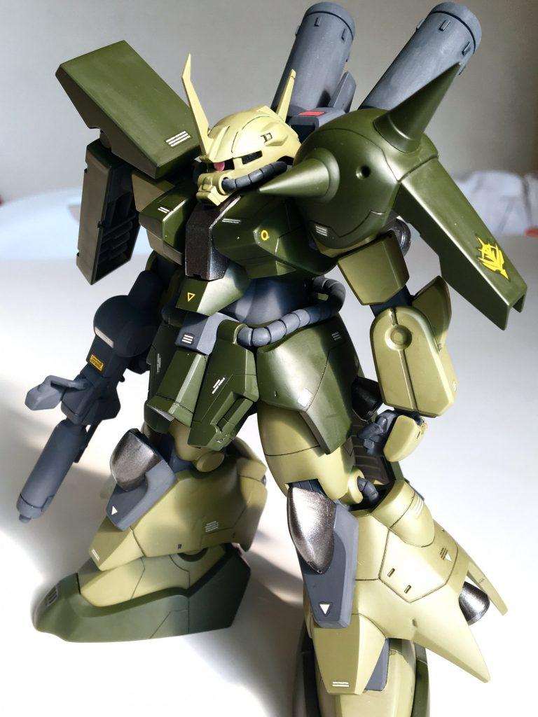 ザクⅢ改 アピールショット1