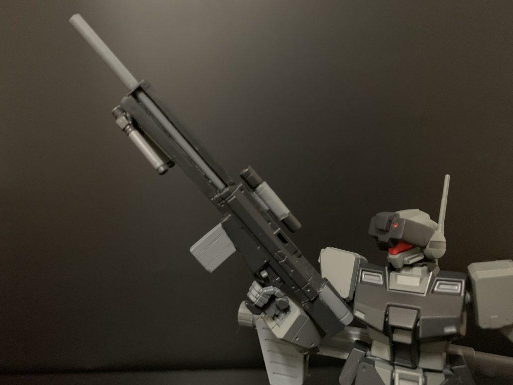 ジムスナイパーII (カイン専用機) アピールショット3