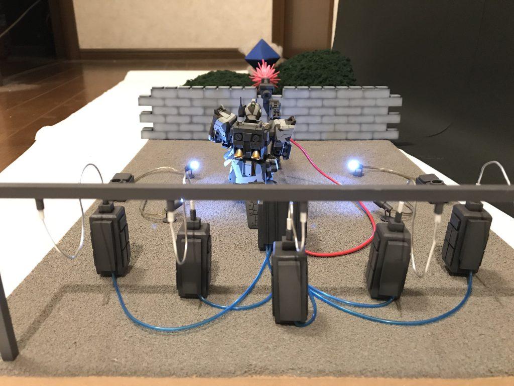 ヤシマ作戦 ガンダムversion アピールショット8