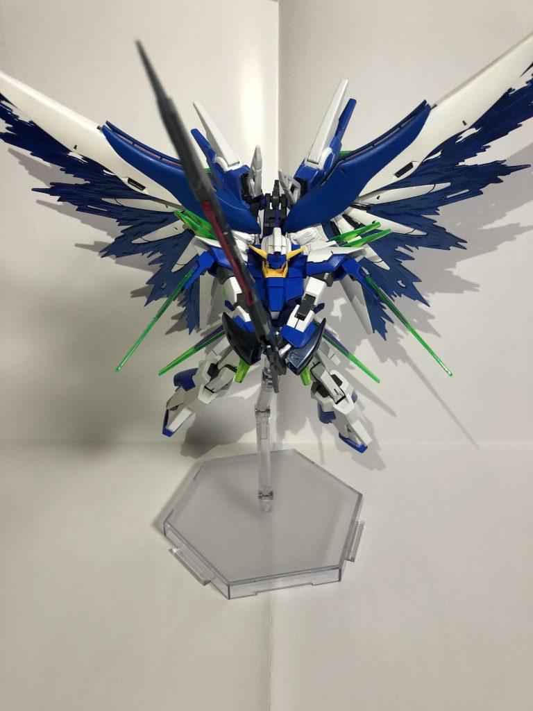 ガンダムAGE-FXメビウス アピールショット5