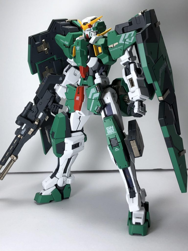 MG ガンダムデュナメス アピールショット7