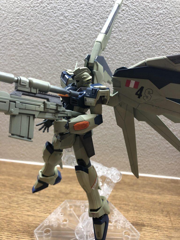 量産狙撃型フリーダム アピールショット6