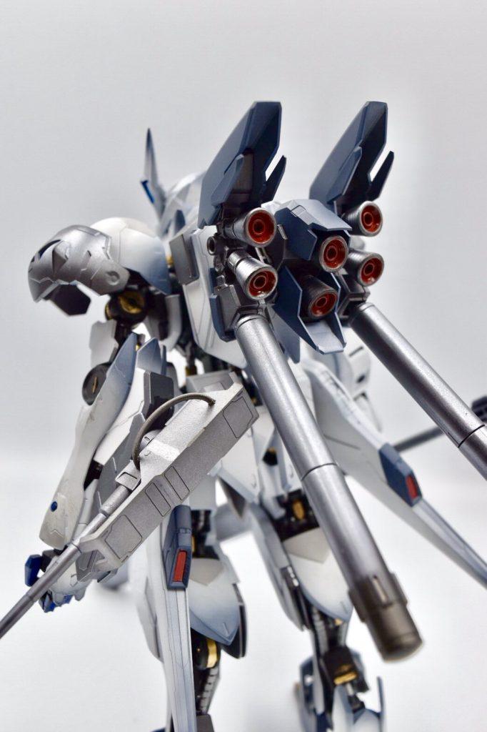 asw-G-16  ガンダム ゼパル 制作工程1
