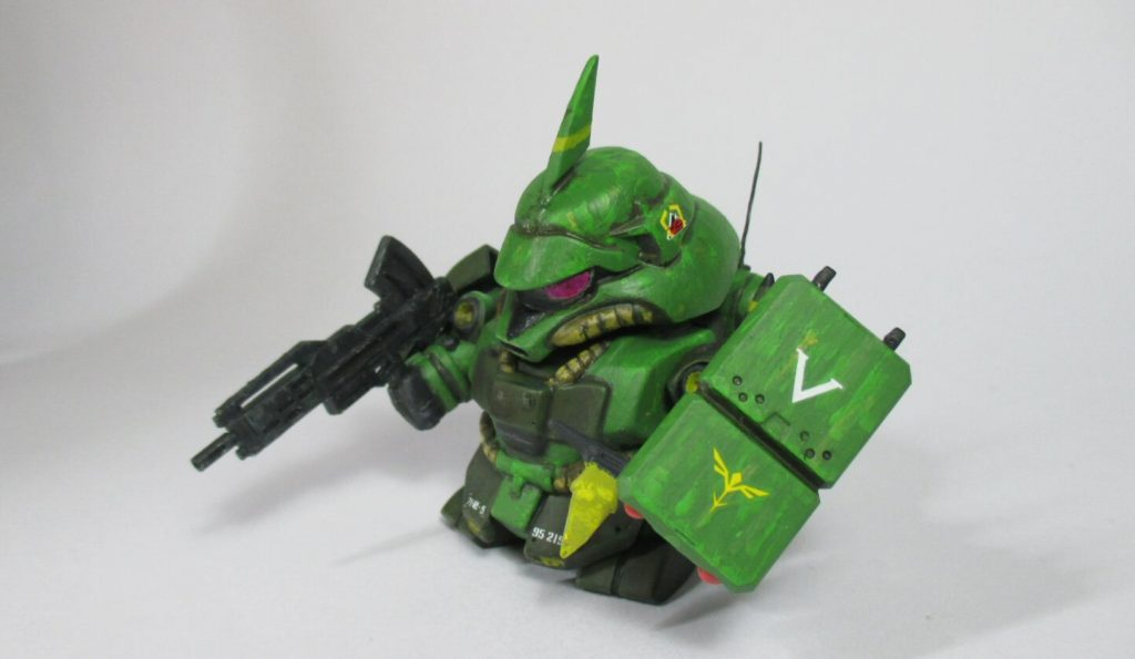 SD ギラドーガ