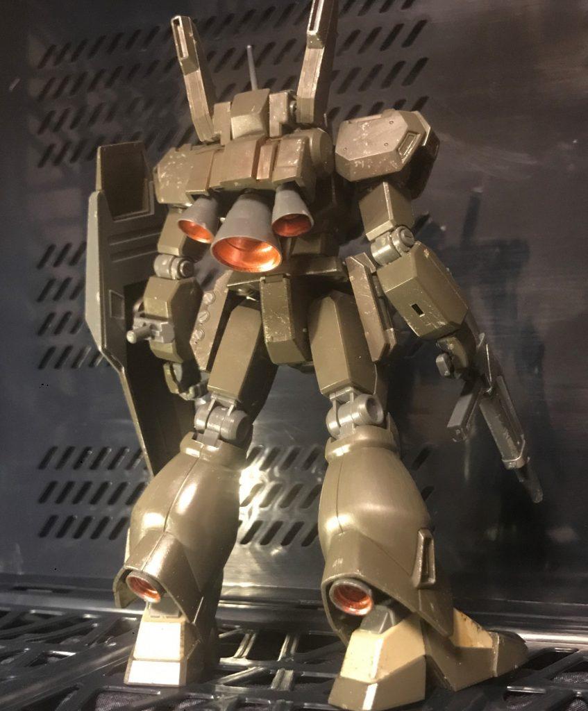HGUC123 RGM-89De ジェガン(エコーズ仕様) アピールショット2