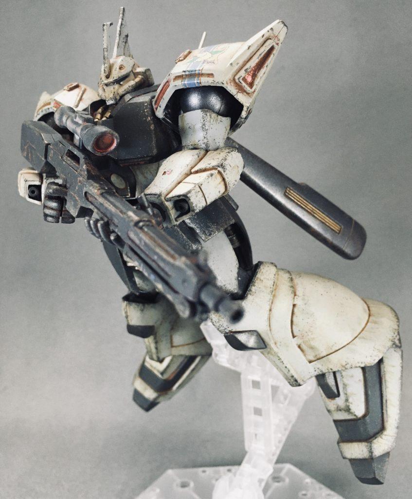 HGMSV-R シン・マツナガ専用ゲルググJ アピールショット3