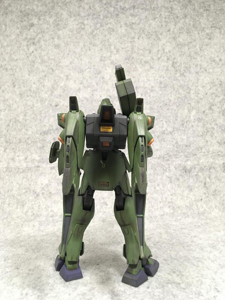RE1/100 ガンブラスター アピールショット2