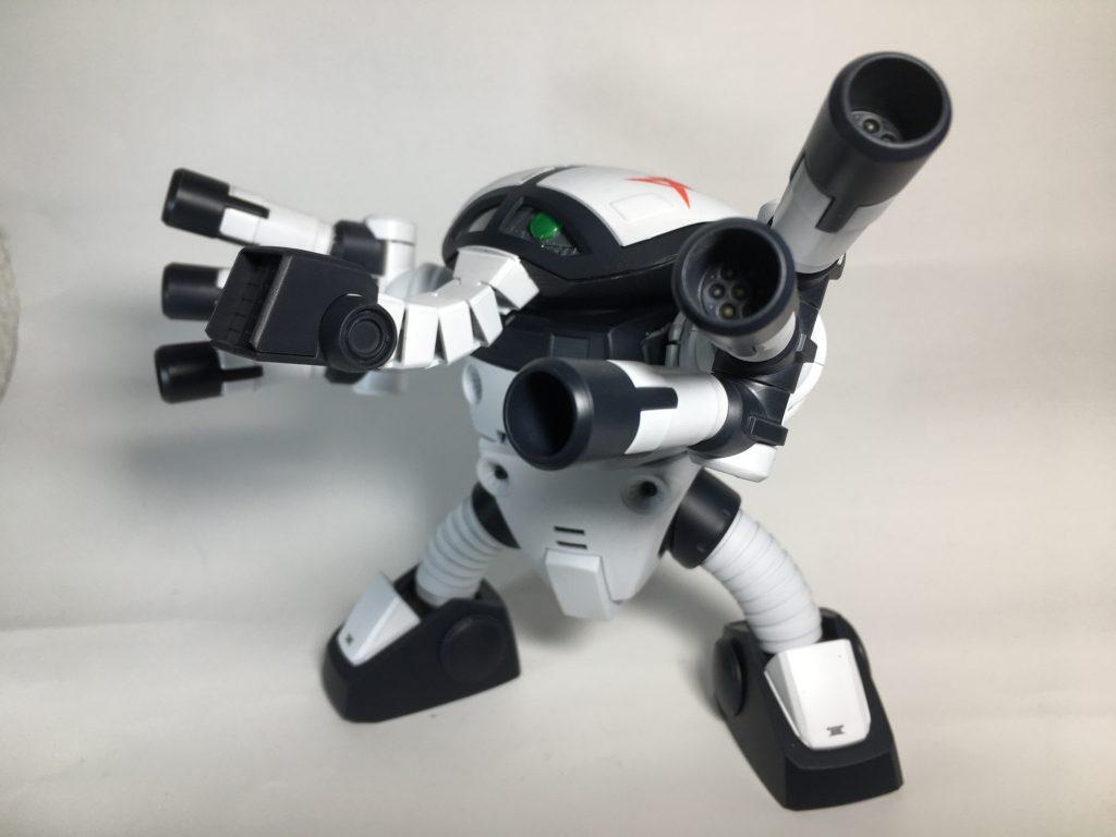 MSM-04G アムロ専用ジュアッグ アピールショット1