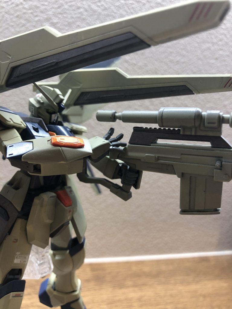 量産狙撃型フリーダム アピールショット8