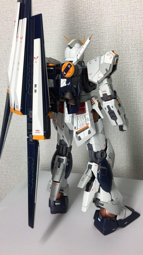 MG νガンダム アピールショット2