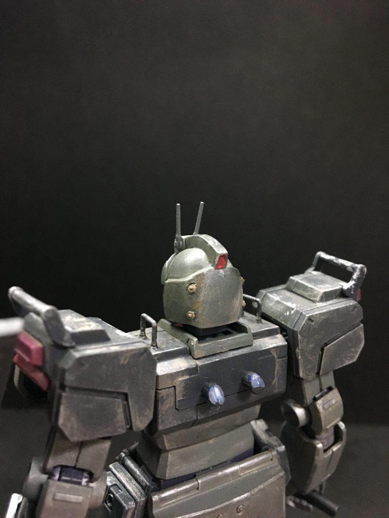 陸戦型ガンダムS型『ガンダム ハウンド』 アピールショット4