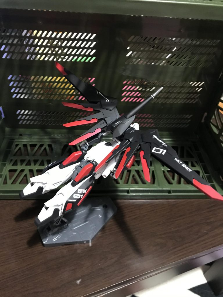 スクランブルガンダム ZⅢ アピールショット2