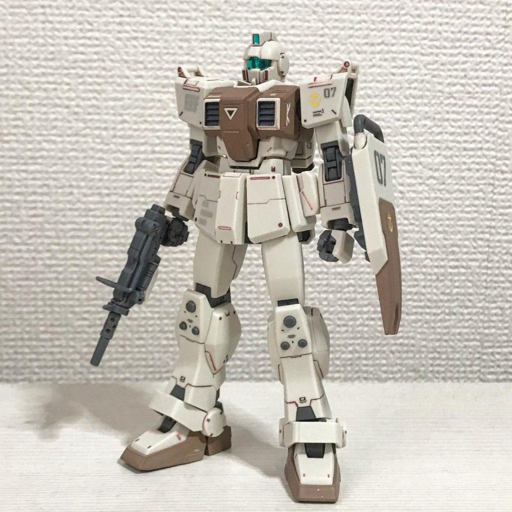 1/144 RGM-79[G]陸戦型ジム アピールショット1