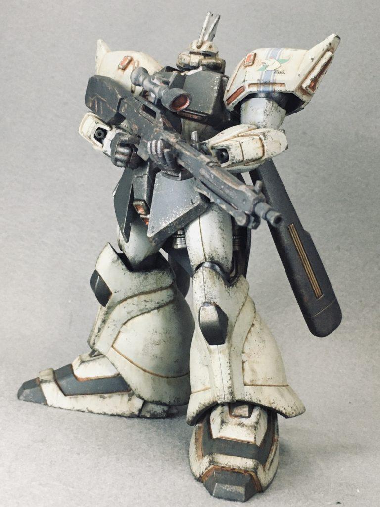 HGMSV-R シン・マツナガ専用ゲルググJ アピールショット6