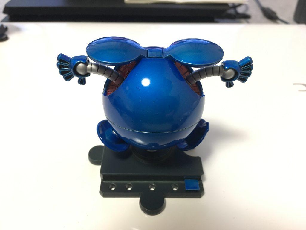 ハロ キャンディ塗装 クリアブルー アピールショット2
