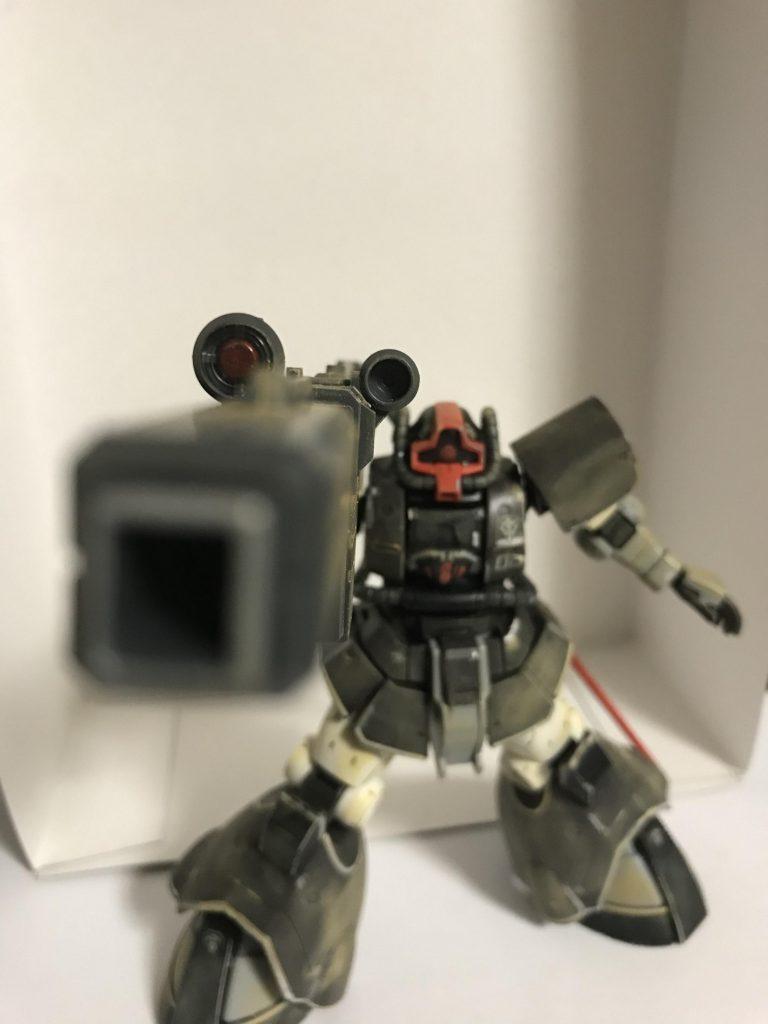 ドム試作実験機 アピールショット3