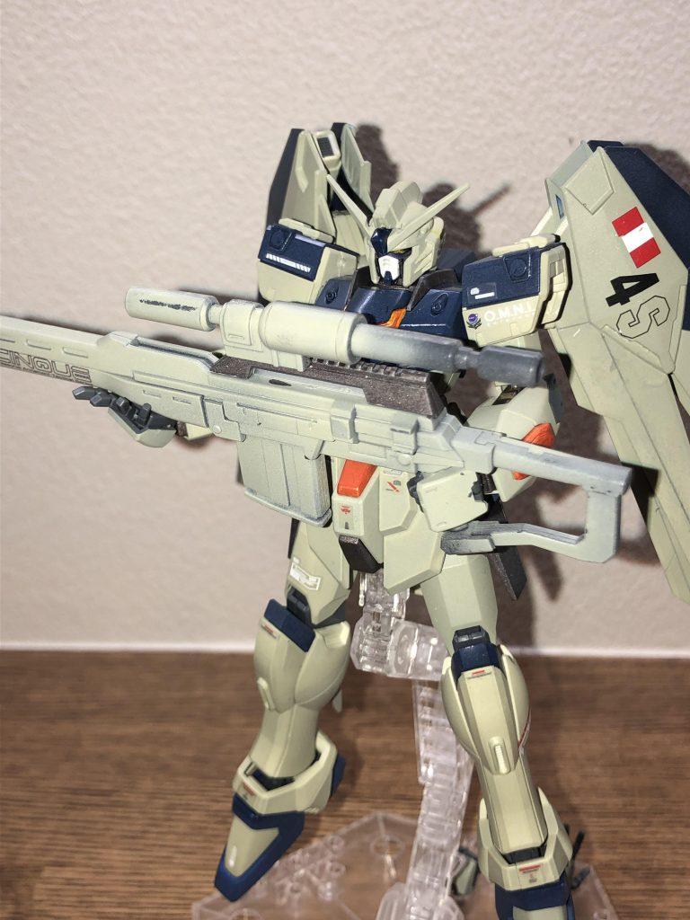 量産狙撃型フリーダム